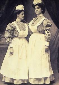 The History of Nursing Uniforms