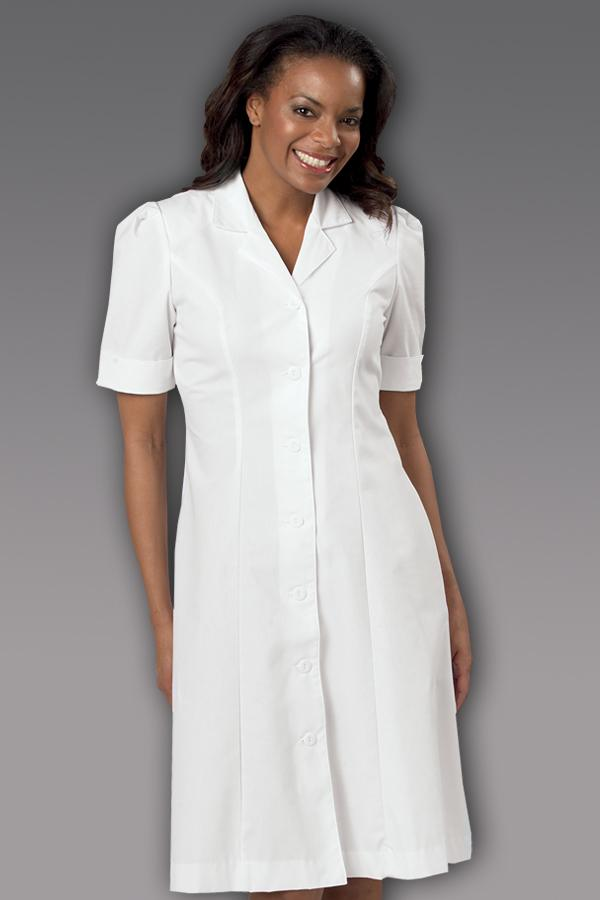 Short Sleeve Princess Seam Dress