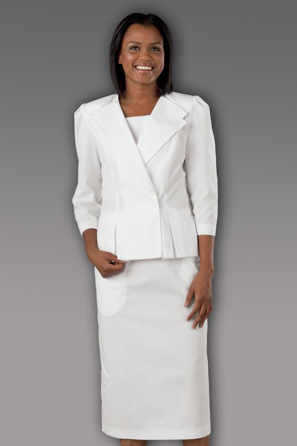 3/4 Sleeve Double Collar Suit
