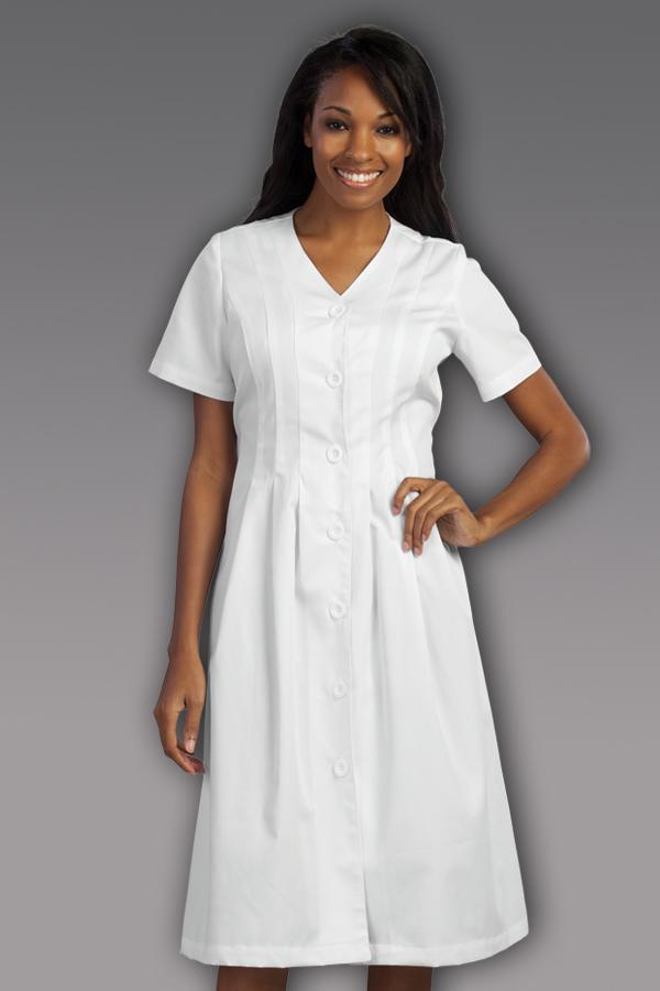 S/Slv Pleated Dress