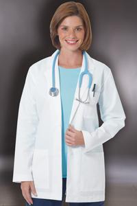 Traditional Lab Coat