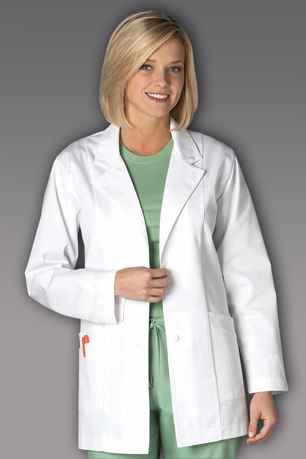 Four Pocket Lab Coat