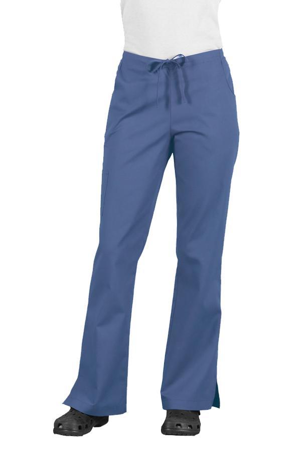 Traditional Flare Leg scrub pants - Petit