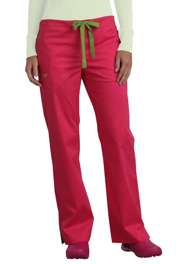 Women'S Drawstring scrub pants - Petit