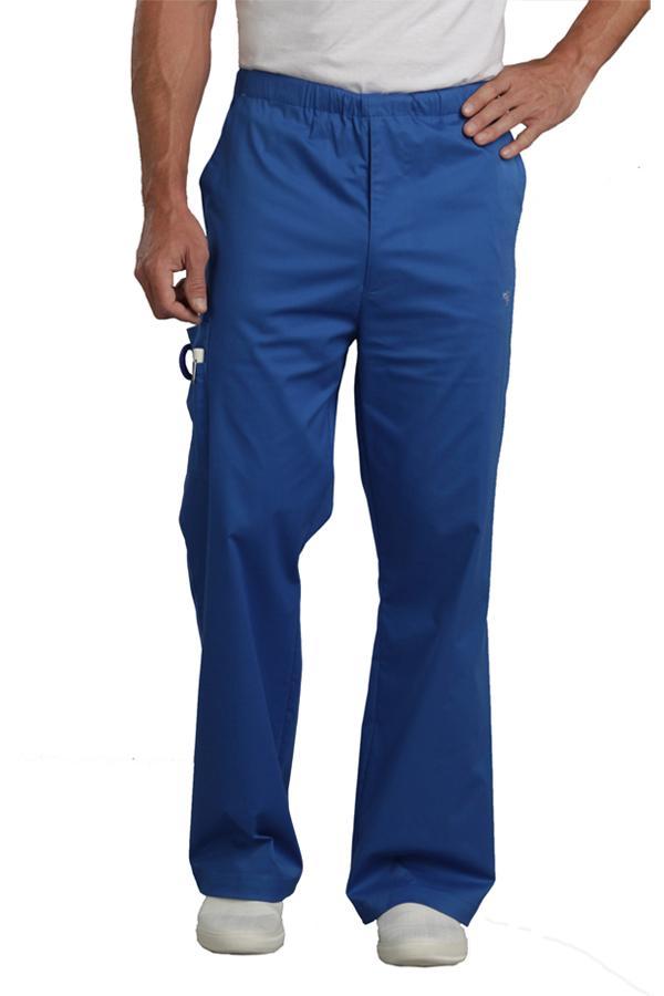 Men'S Cargo scrub pants